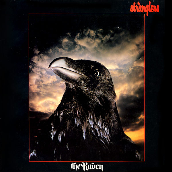 The original, limited edition pressing of  The Raven  featured a 3D cover. The artwork also reflected the darker turn in the music.