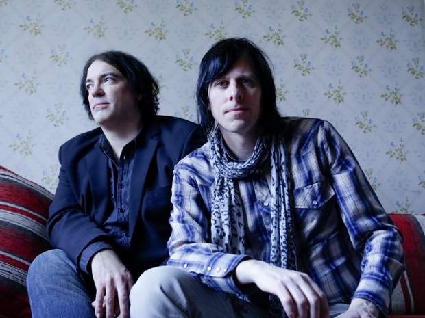 Jon Auer and Ken Stringfellow