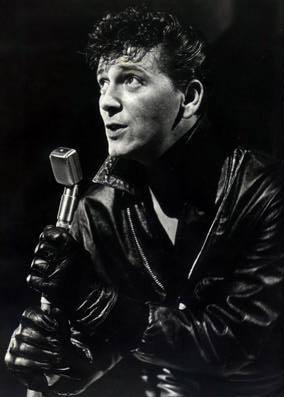 Gene Vincent - the original leather rocker