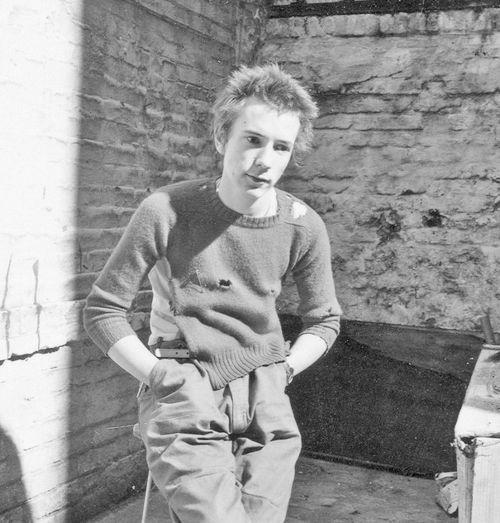John Lydon, 1975