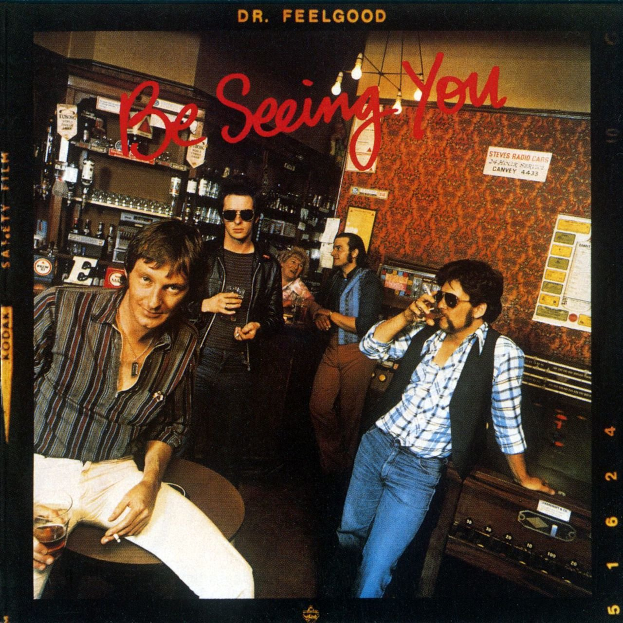 Dr. Feelgood's  Be Seeing You  LP