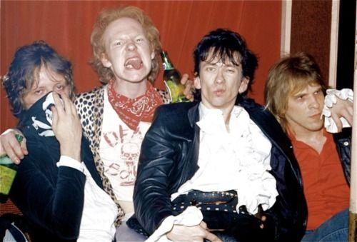 Dead Boys in 1977