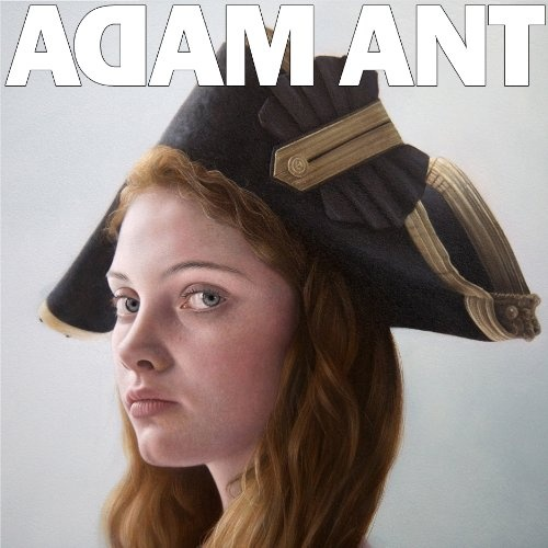 "The album cover for  Blueblack Hussar,  which was the first since the original release of  Dirk Wears White Sox  that didn't have a picture of Adam on the cover. It's a painting of ""Girl in a Cocked Hat"" by Mary Jane Ansell."