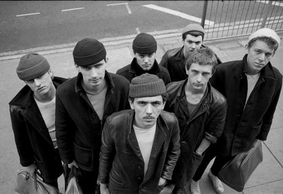 Dexys Midnight Runners in 1980