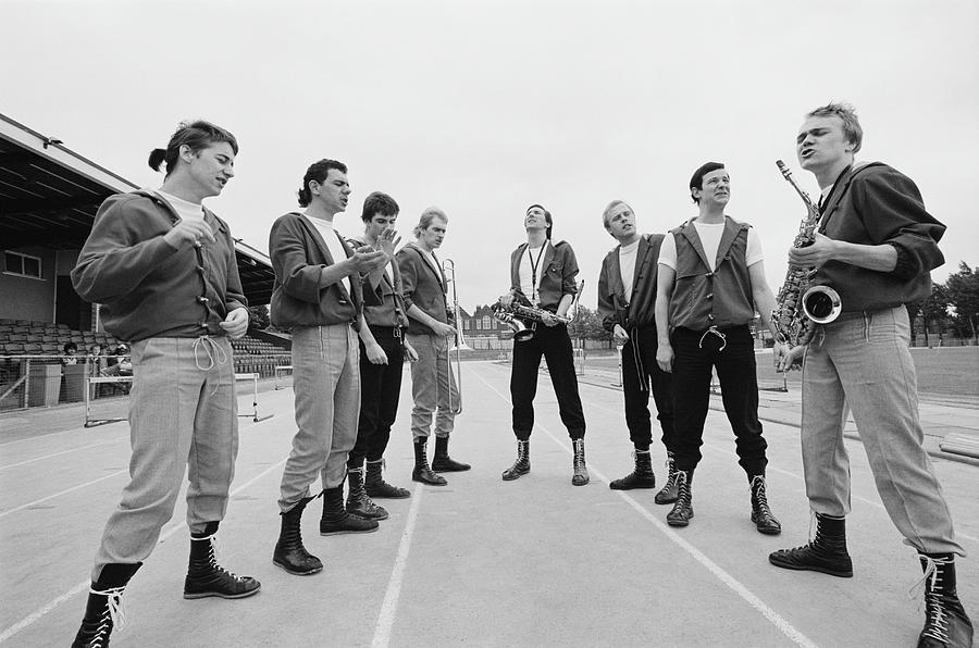 DMR in their boxer's boots