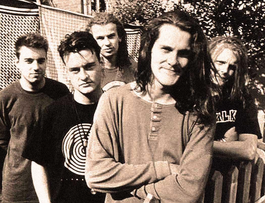 Dan; Mat; Alex; Jonn; & Rat
