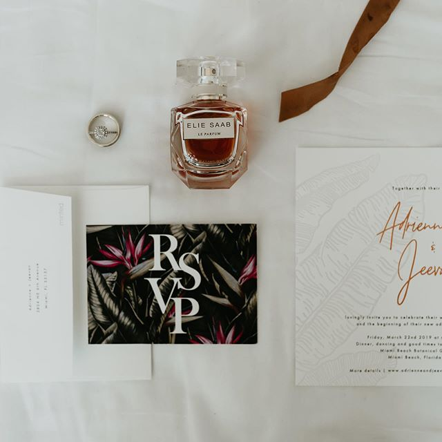 Telling the story of your wedding day starts with the little things like the details you choose to incorporate that day. You can be as creative, unique, minimal or fancy as you'd like. Whatever you decide though, have fun with it 💃🏻