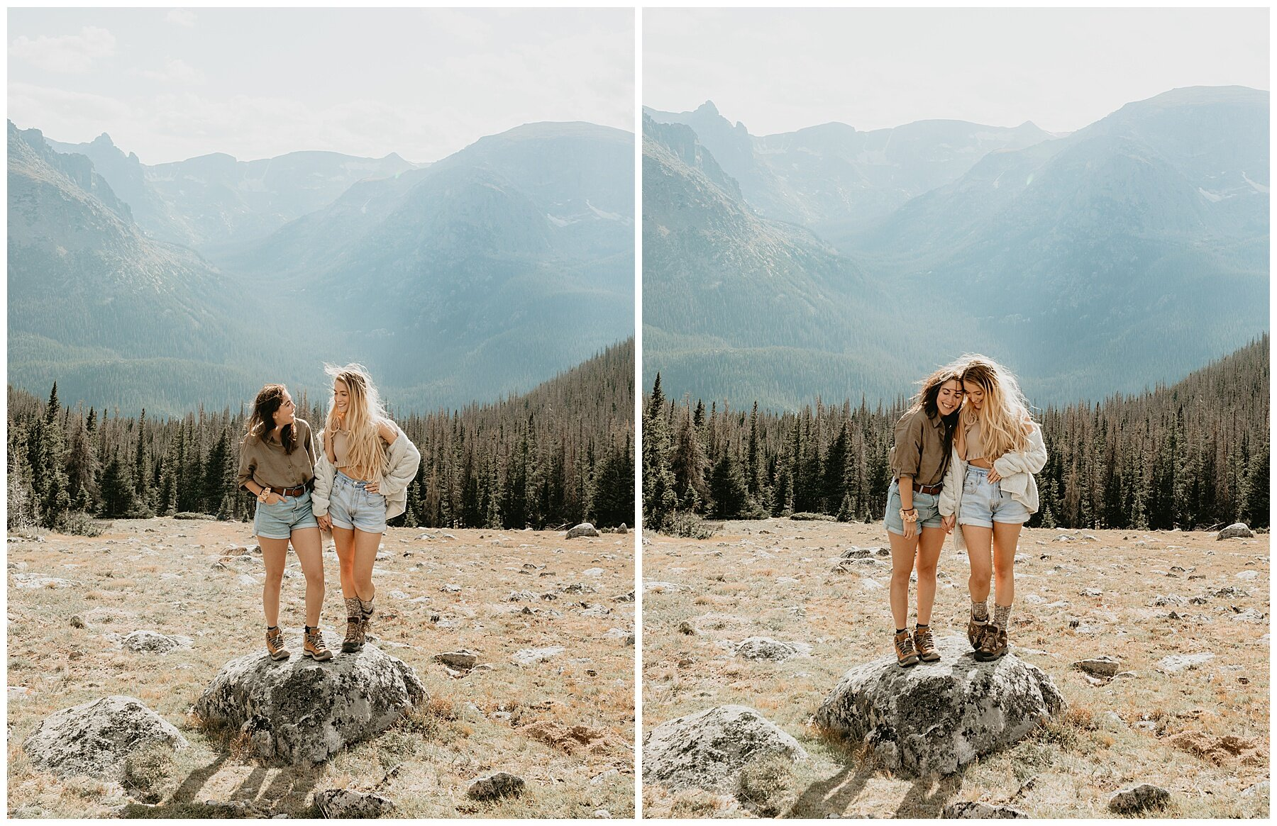 """I dedicate this blog to my """"Irish twin"""" (I'm older by just 11 months) and my soon to be brother-in-law. To you guys, I wish all the happiness and love. May your love together stretch from the bottom of the sea to the summit of the highest mountain."""