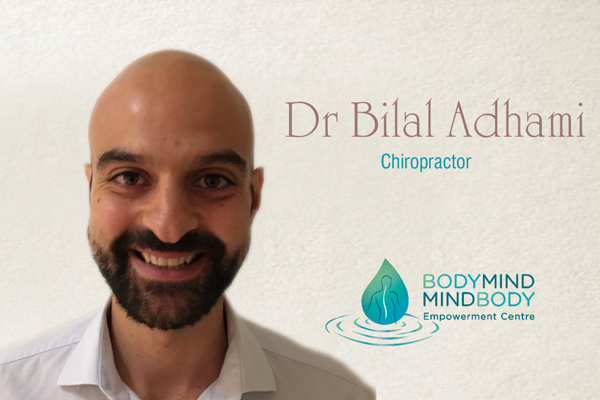 Dr Bilal Adhami Chiropractor Canberra