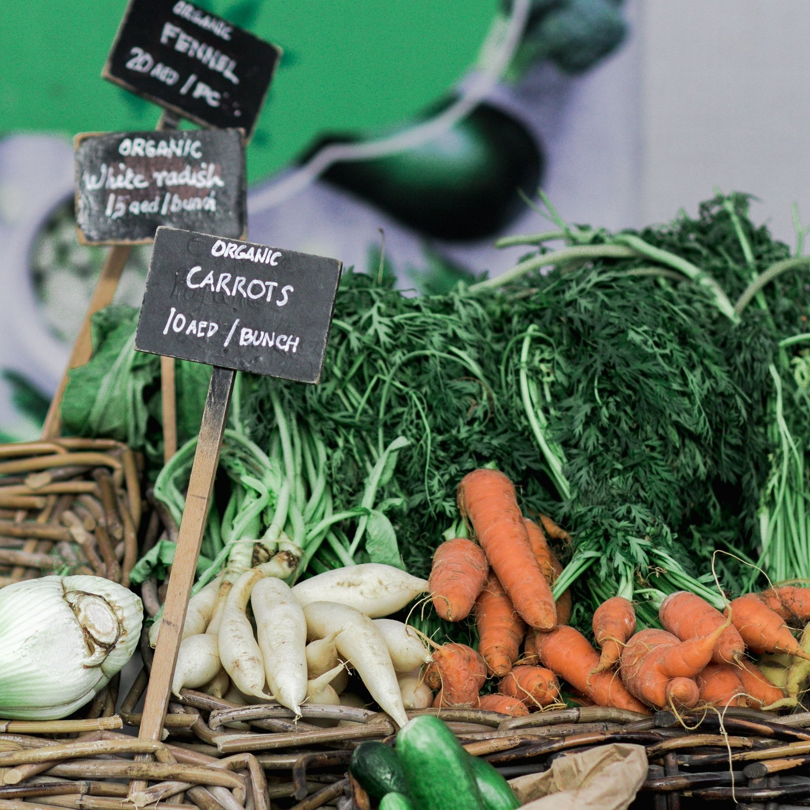 THE BENEFITS OF EATING ORGANIC - BY DR. JASON BARRITT