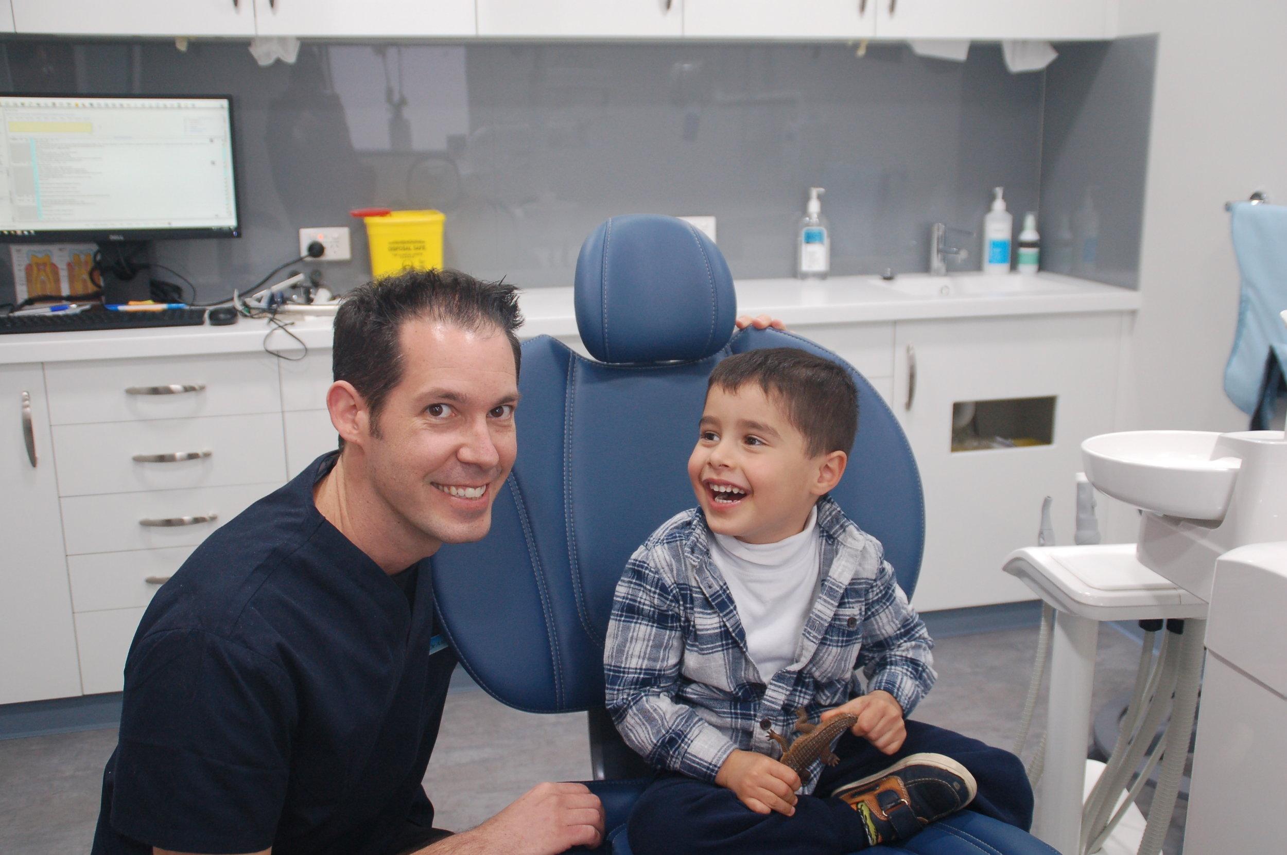 Aaron Martin Dentist