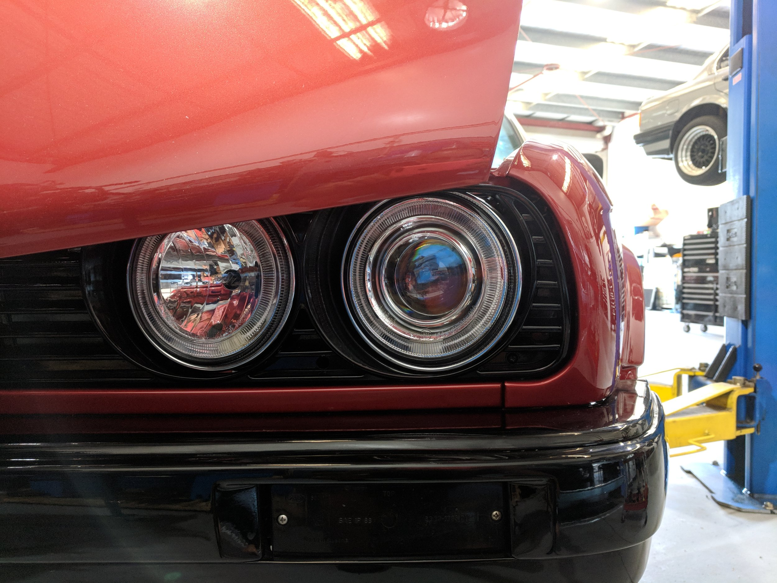 A fresh E30 for a fresh new year ———Project No. 1 for 2019——— - This clean little car we purchased a few months ago at the auctions with plans of an engine swap for the new year.Check out all our episodes below. Once finished, this car will be available for sale!Keep checking back on this page for weekly updates and subscribe to our YouTube Channel for detailed build episode alerts.For any enquiries or expressions of interest, feel free to email us or contact us through our website enquiry forms.
