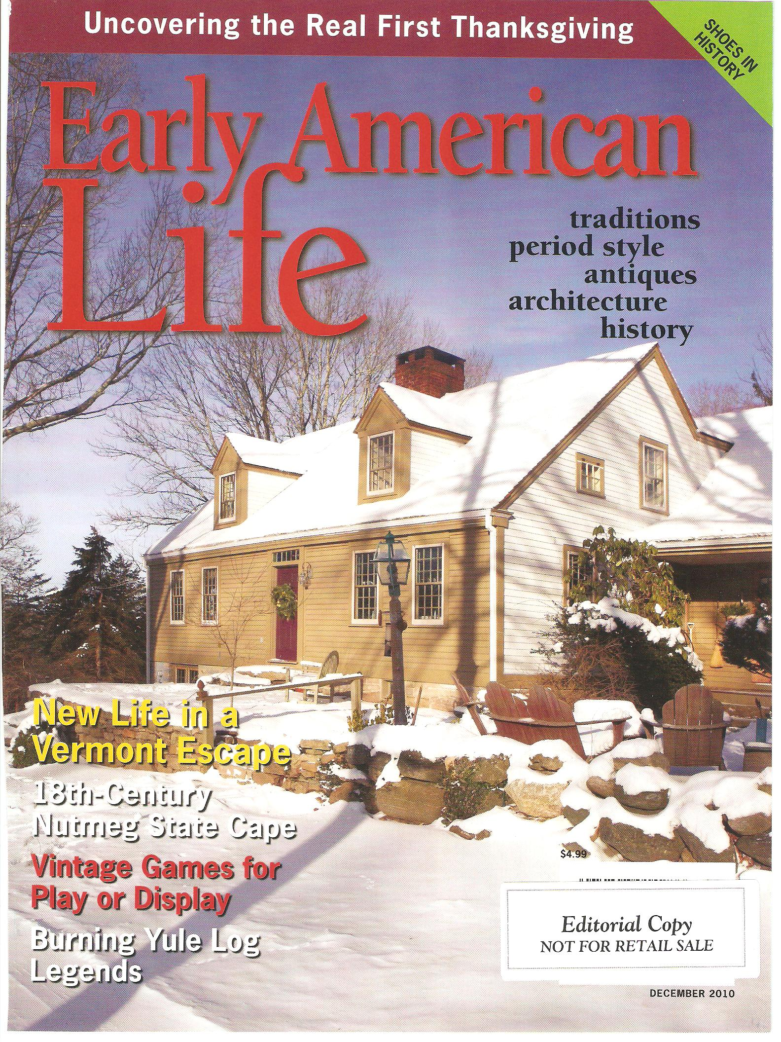 Early American Life