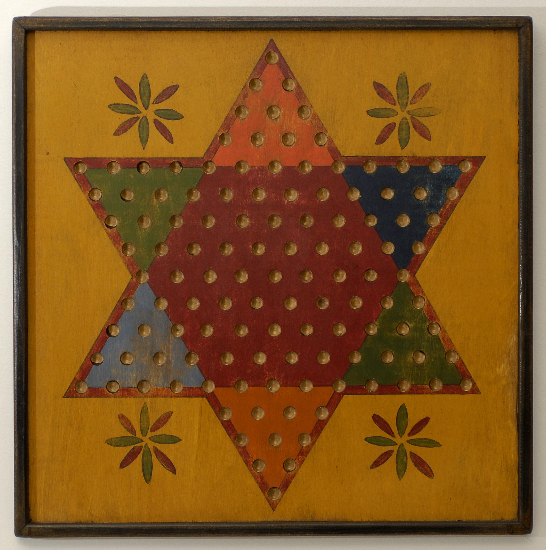 Texas Star Chinese Checker
