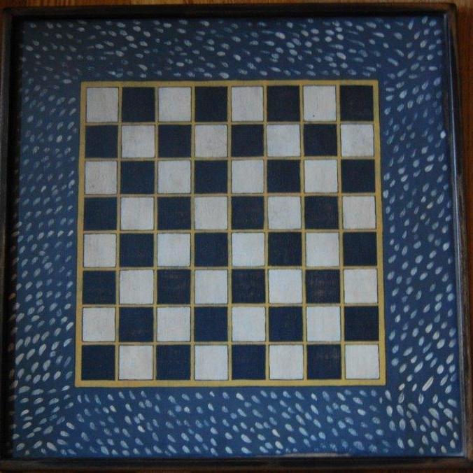 School Daze Checker Board