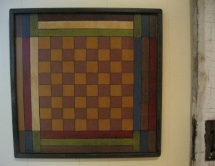 Gee's Bend Inspired Checker Board - Arcola