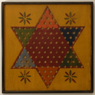 Texas Star Chinese Checker Board