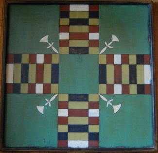 Signs of Spring Parcheesi