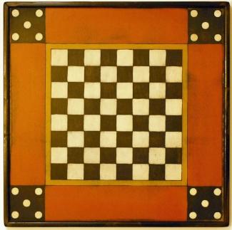 Diane's Dice Checker Board