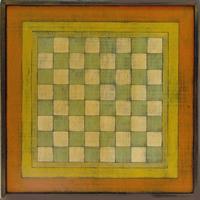 Spring Checker Board