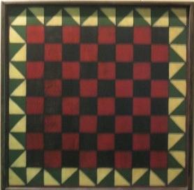 Linda's Quilt Checker Board
