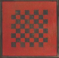 Oldtimer Checker Board