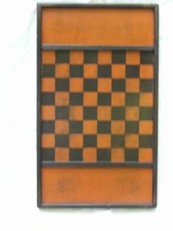 Small Checker Board