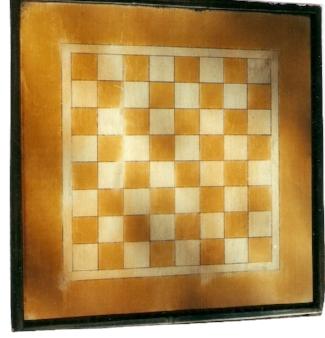 Rebecca Checker Board