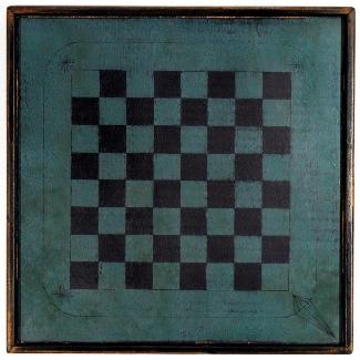 Wise Checker Board
