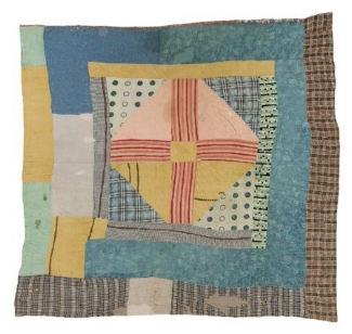 Gee's Bend Inspired Quilt