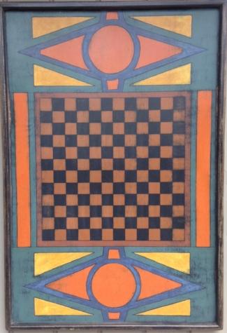 Bountiful Large Checker Board