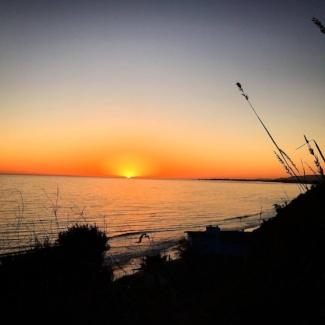 baret's sunset march.jpg