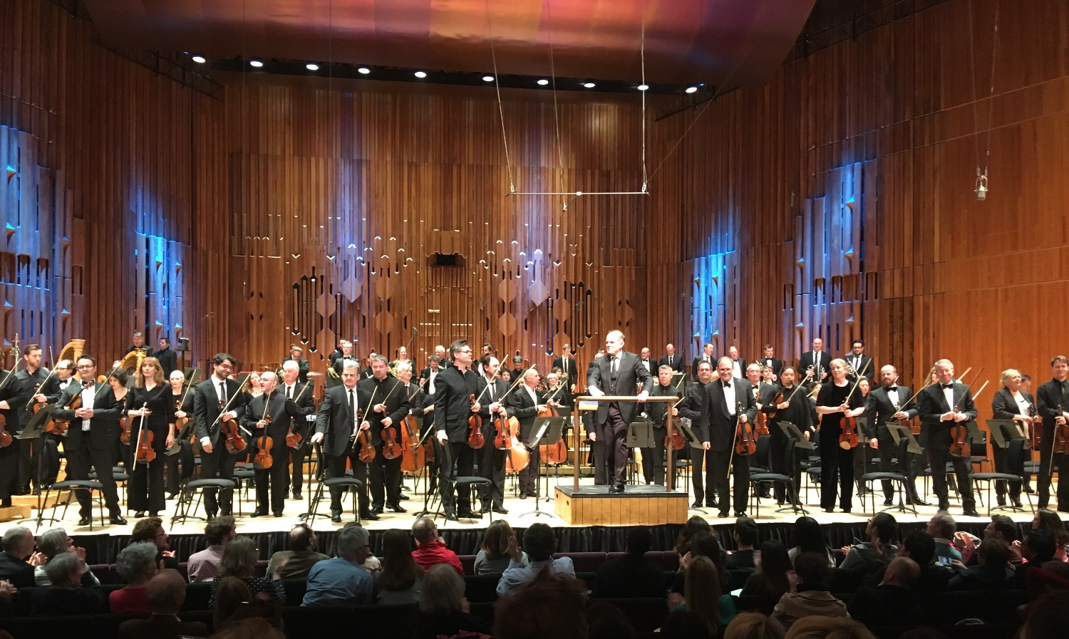Half-Six Fix - Barbican Hall, BarbicanWednesday 27 March, 6.30pm - 7.30pm, £12-£36A great way to wind down after work, drink in hand, and learn something new. This hour-long concert by the London Symphony Orchestra gives you an insight into music by Strauss and Shostakovich through digital programme notes and an introduction by the conductor.