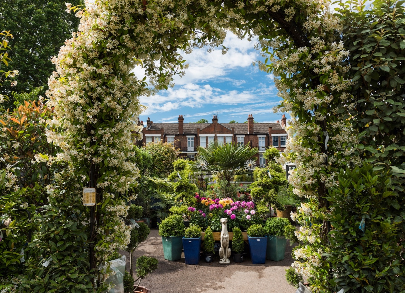 Secret Sanctuary Concerts - Saturday 31 August, 6.30pm-7.45pm, £8-£12The Palace Gardener, Putney Bridge🌳 Find a moment of calm in the lush surroundings of a garden centre next to Fulham Palace at the launch event of Secret Sanctuary Concerts, which brings live music to tranquil green spaces. There will be a programme of (mainly) classical music for oboe and classical guitar themed around gardens, performed by Julia White and Rebecca Baulch. You can pay £12 for a seat or save a few pounds by bringing your own cushion.