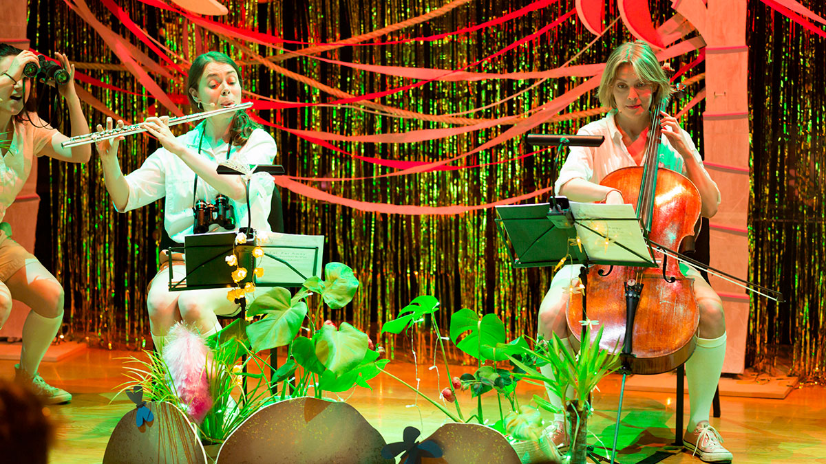Mozart in the Garden - Saturday 28 September, 9.15pm, £9.50Kings Place, King's CrossAurora Orchestra is bringing its interactive children's concert back but this time for adults! Discover your inner child by wandering among the lavender and wiggling with worms, led by workshop leader Jessie Maryon Davies.