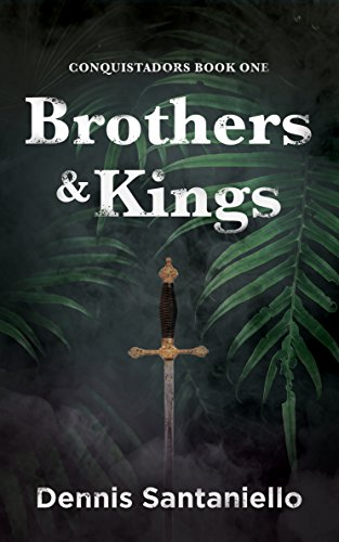 BROTHERS & KINGS - BOOK 1 CONQUISTADORS TRILOGYAs his empire collapses before his eyes, King Manco Inca must find the inner strength and resolve to save his people from the vicious Pizarro Brothers and their Spanish Conquistadors: evil obsessed men with an endless thirst for gold. Set in the dense jungles of 1530s Peru, and told from the view of a young and confused Spanish soldier named Sardina, this epic Historical Fiction Thriller presents men at their best and their most cruel. For throughout the tale, the young Sardina slowly realizes the truth of his hellish reality: a reality of power, greed, and madness.AMAZONKOBOBARNES AND NOBLEiTUNES