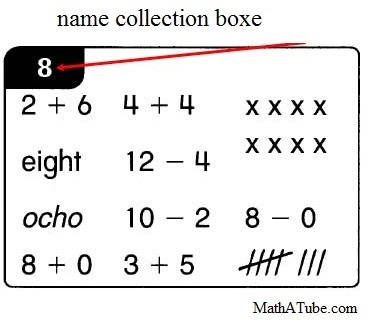 name collection box
