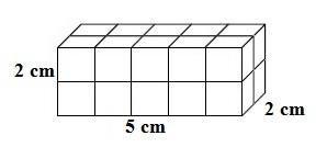 rectangular prism cubic unit