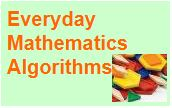 Everyday Mathematics Methods