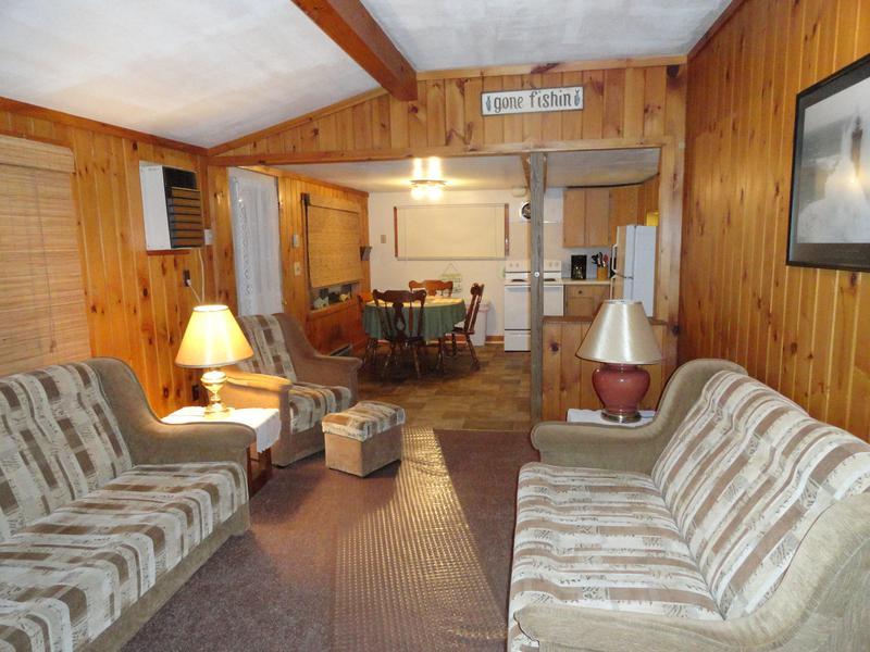 River cottage living room