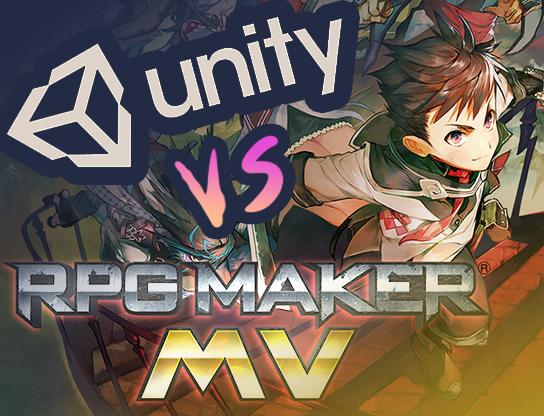 Photo Credit:   http://stesproject.com/games-development/rpg-maker-mv-vs-unity-due-engine-molto-differenti-a-confronto/