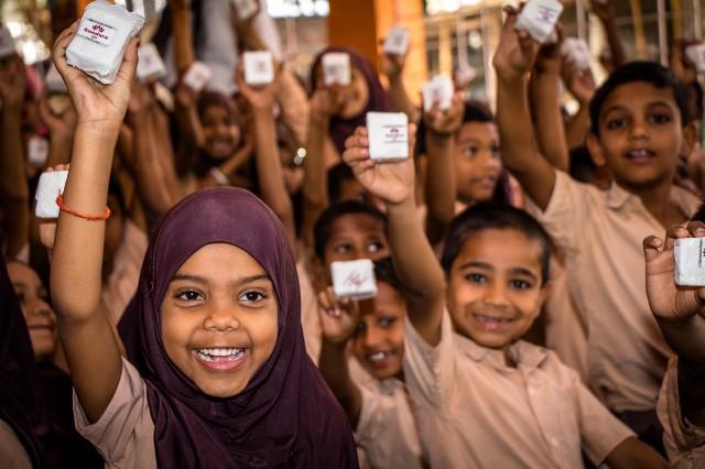 Photo was taken a week ago for  Sundara at the Z.P. Urdu school