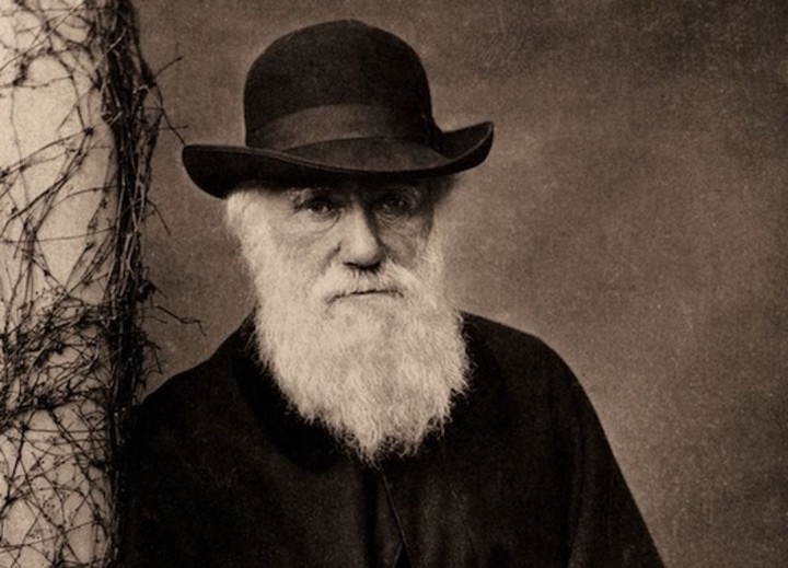 Charles Darwin, Wikimedia Commons
