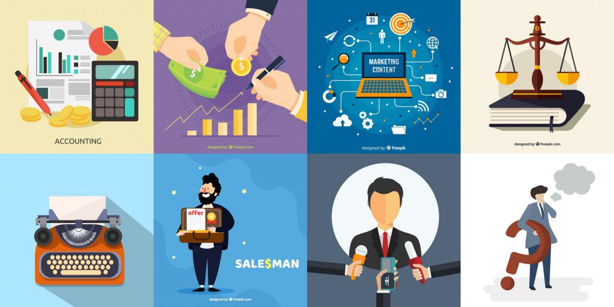 The top 7 skills of wealthy people. Individual sources below.