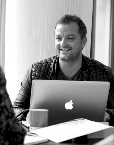 JAKE MASON    FOUNDER & CEO EVOLVE