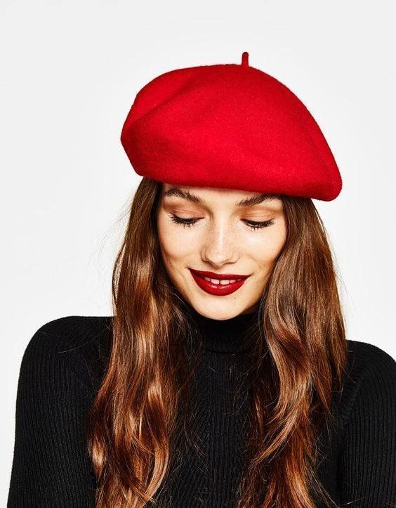In pursuit of the perfect beret - Or how at least to wear one perfectly