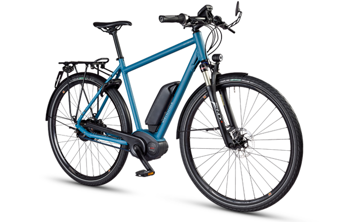 MTB Cycletech  Pura Vida Luz Man 25/45 km/h  ab CHF 3748.–  Bosch Gen3 Aktive Line+ / Gen2 Performance Speed