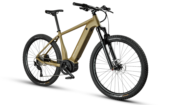 MTB Cycletech  Yak 25/45 km/h  ab CHF 4049.–  BoschAktive Line+ / Performance Line Speed