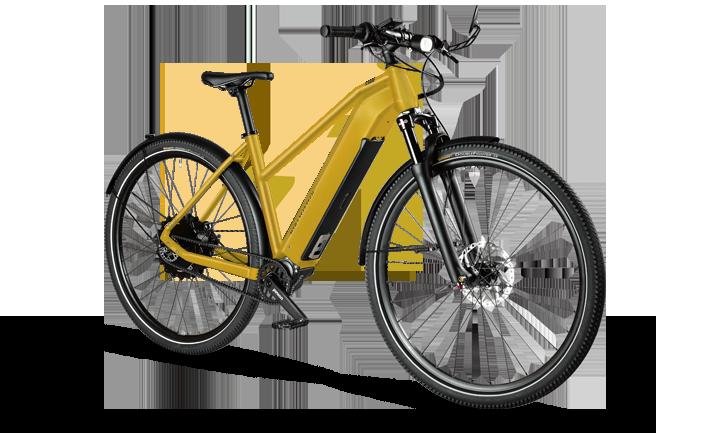 MTB Cycletech  Code Man 45 km/h Pinion  ab CHF 6449.–  Neodrives 500 W / Akku 650 Wh