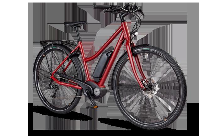 MTB Cycletech  Pura Vida Luz Lady 25/45 km/h  ab CHF 3748.–  Bosch Gen3 Aktive Line+ / Gen2 Performance Speed